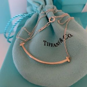 Tiffany T Smile - Sterling Silver